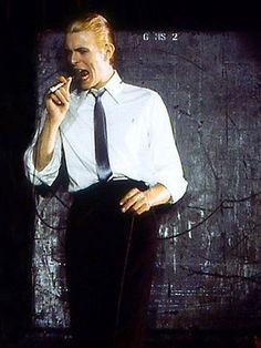 David Bowie: The Thin White Duke
