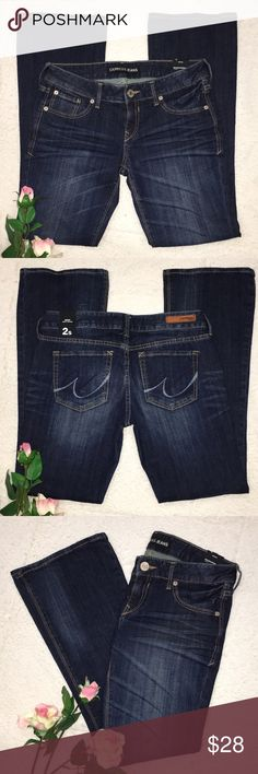 NWT LADIES EXPRESS JEANS BRAND NEW WITH TAGS   INSEAM IS 29 Express Jeans Boot Cut
