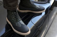 Image of Thorocraft 2013 Fall/Winter Footwear Collection