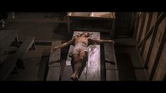 Cool Hand Luke - Paul Newman in over-egged Christ pose