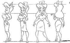 hello nurse model