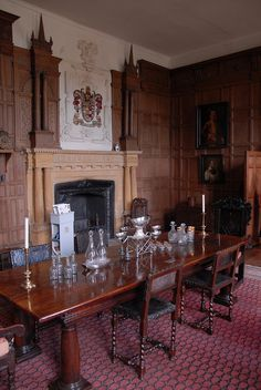 Montacute House by barry_432, via Flickr