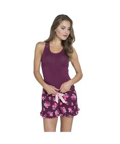 Shorts Renese, Flower