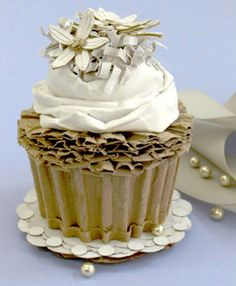 1000 Ideas About Paper Cupcake On Pinterest Paper Cake