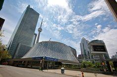Sala de conciertos Roy Thompson Hall.   Toronto