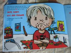 kids books about food allergies - Google Search