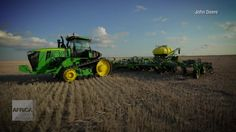 Monster tractors drive South Africa forward