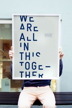 via Self-Promotion Posters by WAAITT