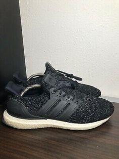 Adidas Ultra Boost Black Herren Damen Schuhe Shoes