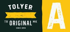 Tolyer font by Typesketchbook - the ultimate headline family