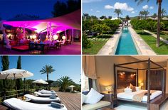 Ibiza has long been the party destination for A-listers, supermodels and rock stars, and with the summer season firmly on the horizon now's the time to think about booking your spot at one of the island's myriad hotels.