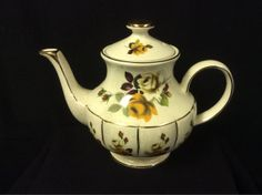 Vintage Arthur Wood England Coffee Pot by TimesTinCup on Etsy, $28.00