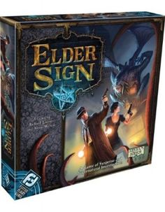 Brinquedo Elder Sign #Brinquedo #Fantasy Flight Games