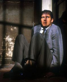 "Harrison Ford en ""Frenético"" (Frantic), 1988"