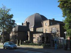 Synagoge Enschede ©Michiel1972 (wikipedia user)