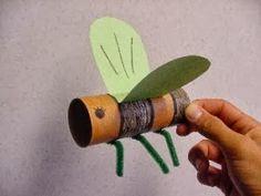 Educar X: Artesanatos com rolo de papel higiênico