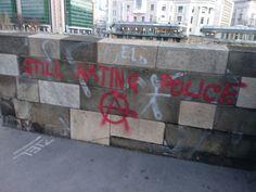 #anarchy #acab #wien #grafitty