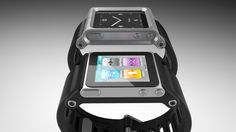 transform the iPod Nano into the world's coolest multi-touch watch