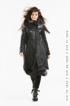 Rundholz Black Label - Leather Coat - Winter 2013. S)