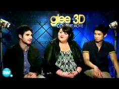 Darren Criss speaking Italian -- Dear Lord. The last 30 seconds of this video...