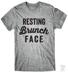 Resting Brunch Face #bloody-mary #brunch #brunch-because-bloody-marys