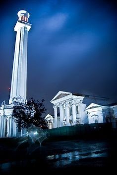 The louisville water tower