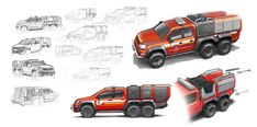 Van Racking Systems, Firefighter Equipment, Expedition Truck, Vw Amarok, Rescue Vehicles, Emergency Vehicles, Camping Survival, Fire Engine, Automotive Design