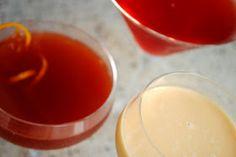 The Backyard Bartender: HARRY POTTER COCKTAILS.