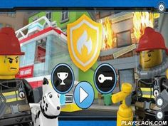 LEGO City Fire Hose Frenzy  Android Game - playslack.com , In LEGO City Fire Hose Frenzy you will dive into the world created by LEGO institution, which is well-known for its artifact building collections. It should be stated  that this is not the first game of the heroic institution, but now you have to go into a blazing  municipality. As a courageous play you are to act with the fire component. Find the path of how quickly to put out the hotbed of fire. It will question not only your…