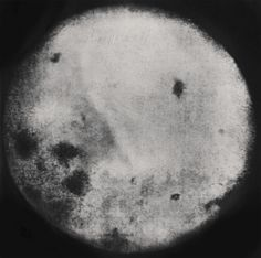 || The first photo of the far side of the Moon, taken by the USSR's Luna 3 probe in 1959 (click through for more info)