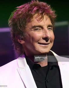 barry manilow getty images 2016 | Singer Barry Manilow peforms during the curtain call of Manilow On ...