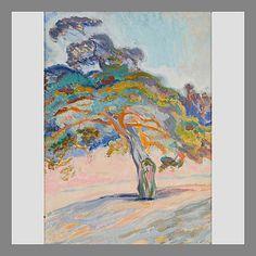 MAGNUS ENCKELL PAHKAINEN MÄNTY. Öljy kankaalle 69x52 cm. Helene Schjerfbeck, Bukowski, Past, Landscape, Artist, Painting, Image, Beautiful, Modernism