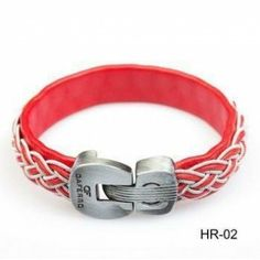 Bracelets, Red, Jewelry, Fashion, Red Watches, Red Shirt, Red Fashion, Braided Leather, Twins
