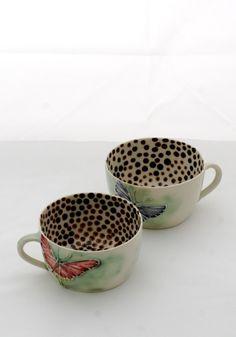 Porcelain Design - PORCELAIN - Butterflies