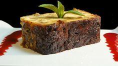 Cocinar para los amigos: Pudding de croissant y manzana