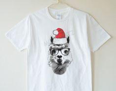 Funny Alpaca tshirt Funny Christmas tee shirt animal tshirt teen tee shirt women shirt men shirt women tee men tee women tshirt men tshirt
