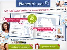 Startup : BestOfPhotos, faites imprimer vos photos facebook - Echange/Partage (84 vues)