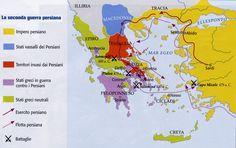 grecia guerre persiane - Cerca con Google