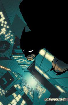 Batman - Cameron Stewart