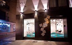 Portago Hotels - Portago Urban - Fachada - Facade - URBANO - HOTEL GRANADA #DESING #HOTEL #SPAIN