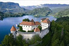 Bled Kasteel Slovenië