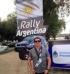 Mais um mundial para meu currículo de jornalista: estou em Córdoba na Argentina para cobrir a etapa deste final de semana do WRC! Escrevi muitas reportagens sobre o Mundial de Rali (inclusive na famosa Universo Rally)mas finalmente tenho agora a chance de ver de perto os pilotos e navegadores mais insanos do planeta! #WRC #rally #argentina by rodrigorf1