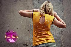 Nähanleitungen Mode - Ebook Luftkuss - Shirt oder Kleid für Damen  - ein Designerstück von StoffLoft bei DaWanda