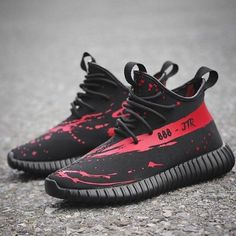 Adidas Yeezy Boost 350 (customs)