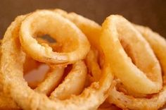 Weight Watchers Homemade Onion Rings recipe – 9 points