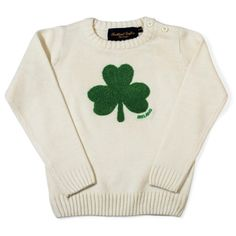 Green Traditional Ireland Sheep Kids Fleece