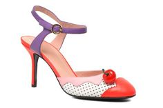 Boutique Moschino Pumps Cherry sandal 3/4'