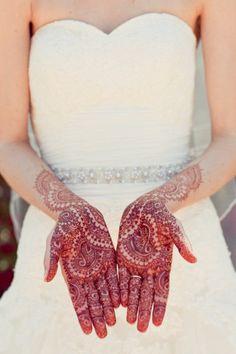 Christian/Hindu wedding