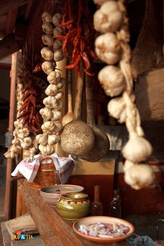 Garlic is an indispensable ingredient in Croatian gastronomy