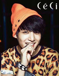 jeon jungkook for ceci magazine